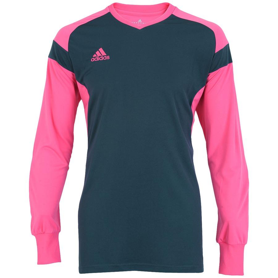 0706ebd1c3 Camisa de Goleiro Manga Longa Adidas Entrada 14