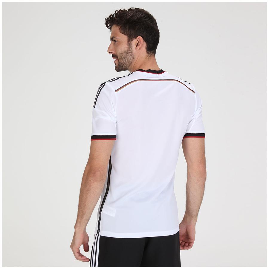 Camisa Adidas Seleção Alemanha I s n 2014 - Jogador e70f2a65678ad