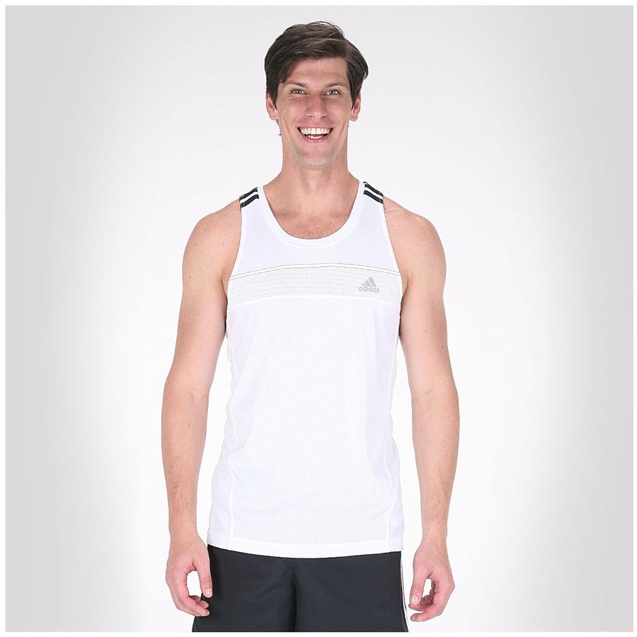 Camiseta Regata adidas Response SS14 - Masculina 514f6a82ce2