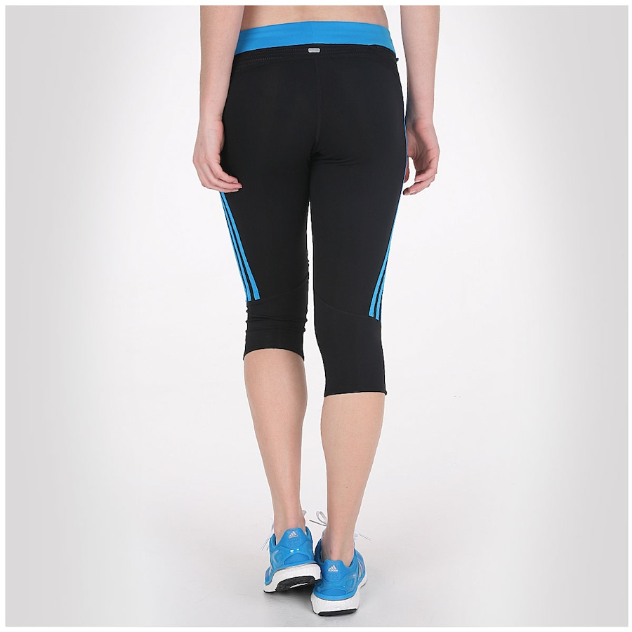 36da2ed6bd9f4 Calça Legging Corsário adidas Response - Feminina Calça Legging Corsário  adidas Response ...