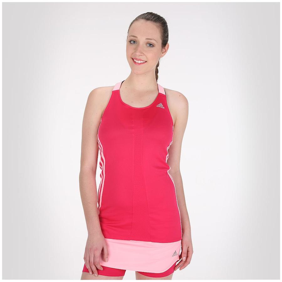 91605b28d218d Camiseta Regata Adidas Longa Response – Feminina