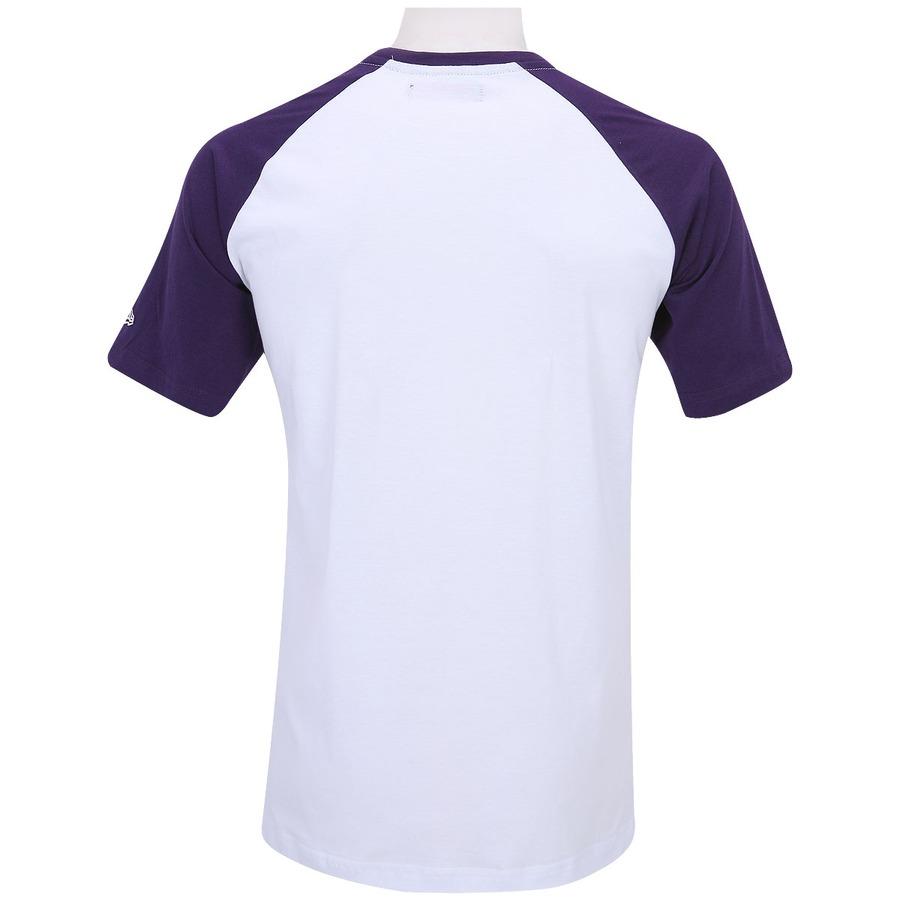 5ab003121 Camiseta New Era Split Baltimore Ravens