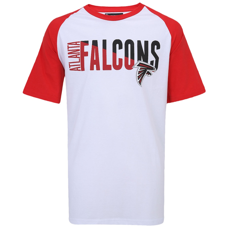 Camiseta New Era Split Atlanta Falcons - Masculina fc81d59a30709