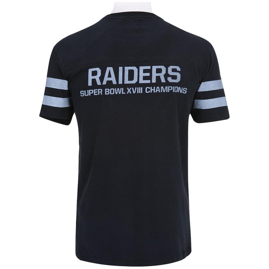 fa7324a7e1056 ... Camiseta New Era Jersey Oakland Raiders - Masculina ...