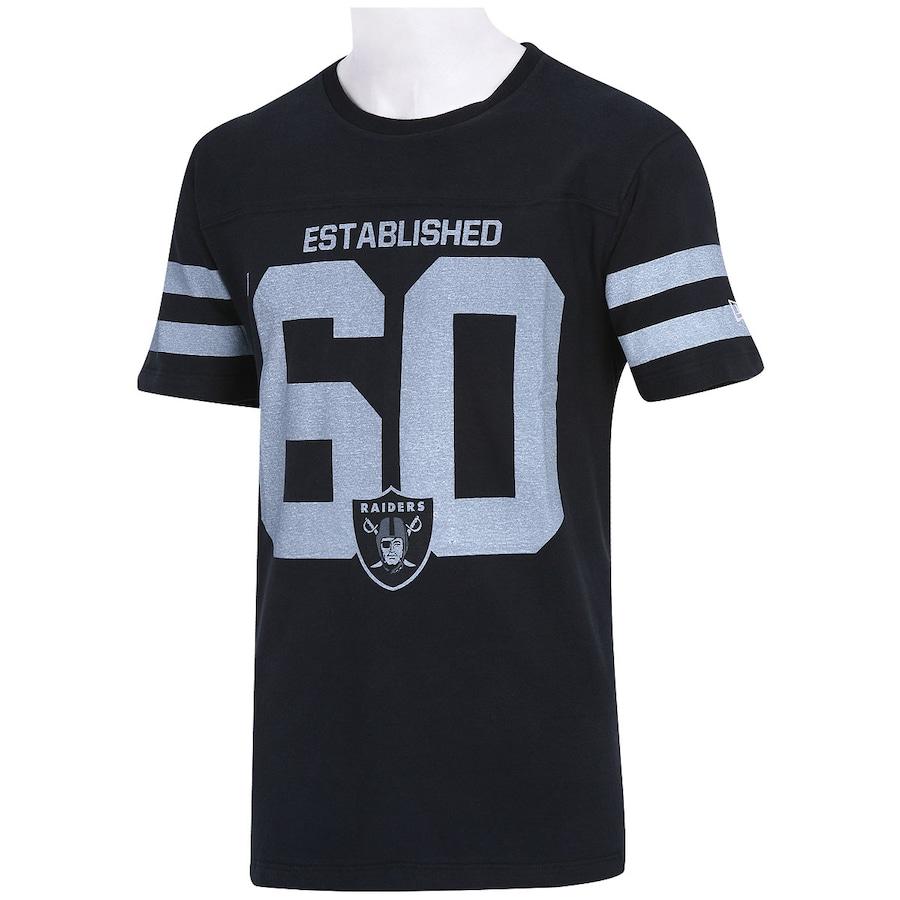 05e62d2ac5379 ... best camiseta new era jersey oakland raiders masculina 15b9b c61e6