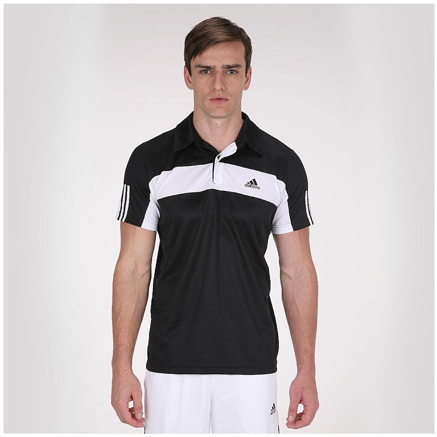 061c5fc8fbe2d Camisa Polo adidas Galaxy SS14 - Masculina- Centauro.com.br