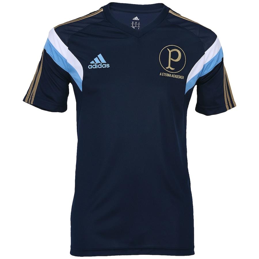 Camisa Adidas Palmeiras Treino SS14 Masculina 6c3b89a860392
