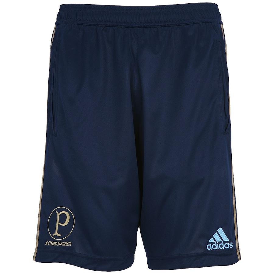 Bermuda Adidas Palmeiras Treino Adulto 3d08cc1538882