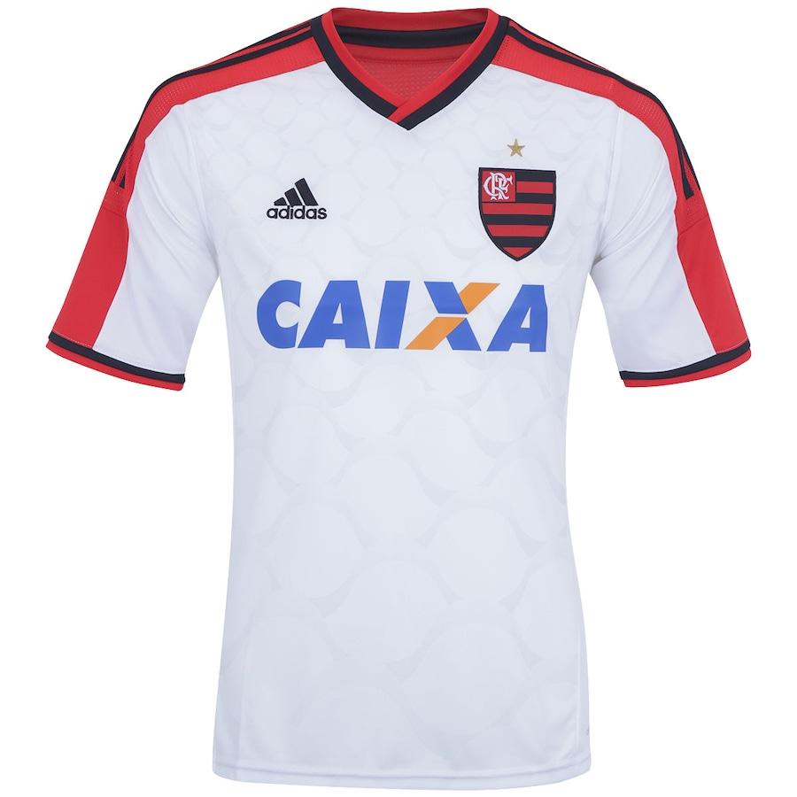 Camisa do Flamengo II 2014 s nº Adidas 1ddd9a22e2089