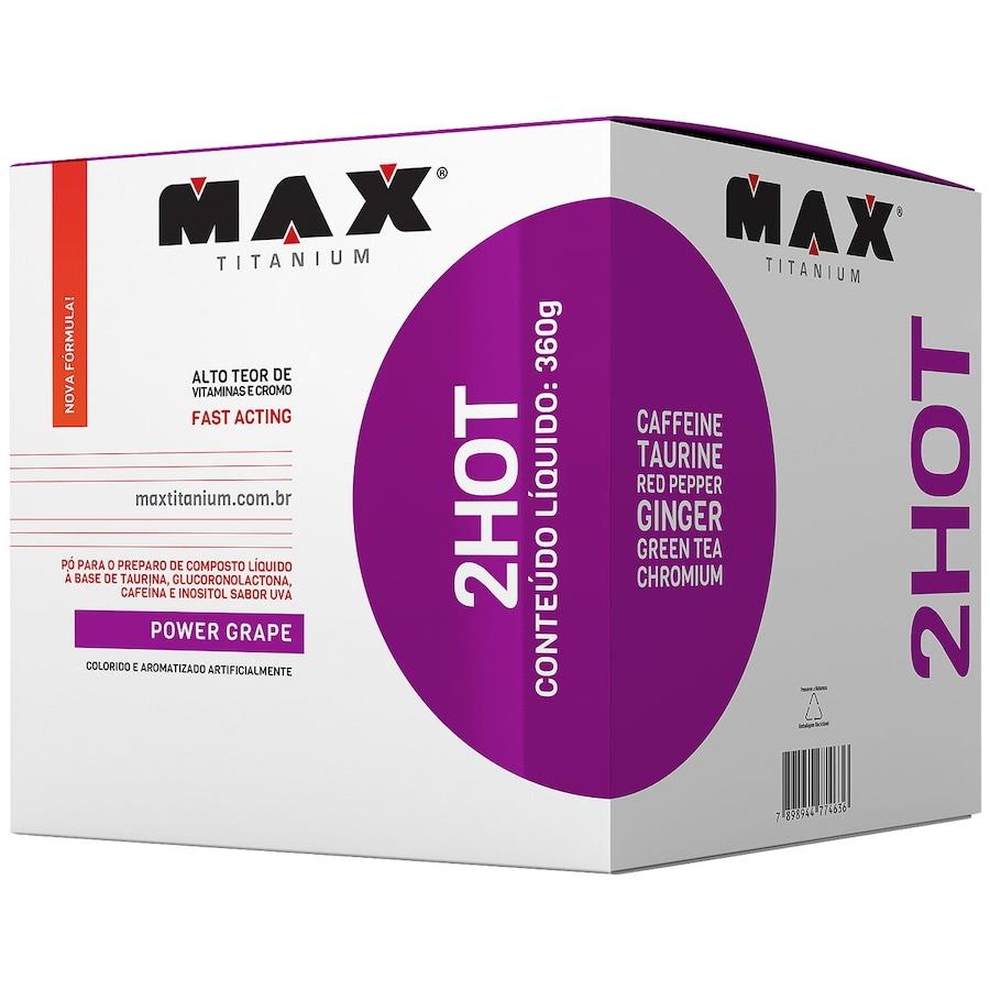 d1e3ce95cb Ultimate 2Hot Max Titanium - Uva - 360g
