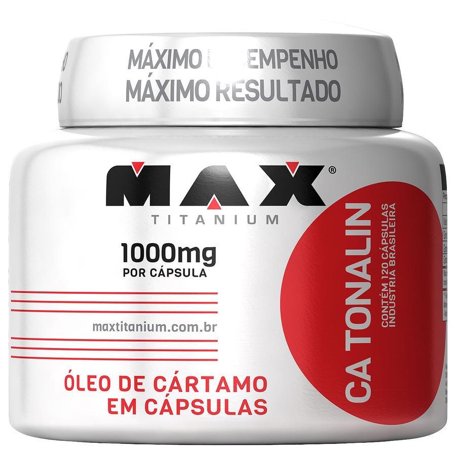 Ca 120 Cáps - Max Titanium