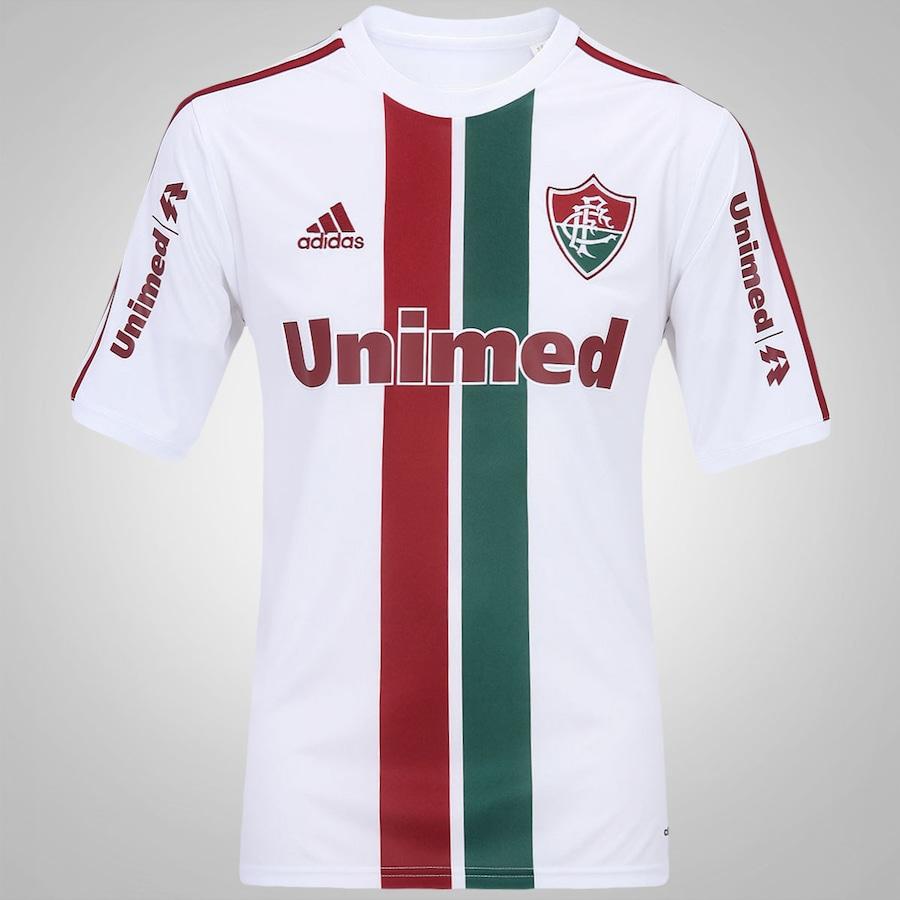 573f0a26f5d41 Camisa do Fluminense II 2014 s nº Adidas