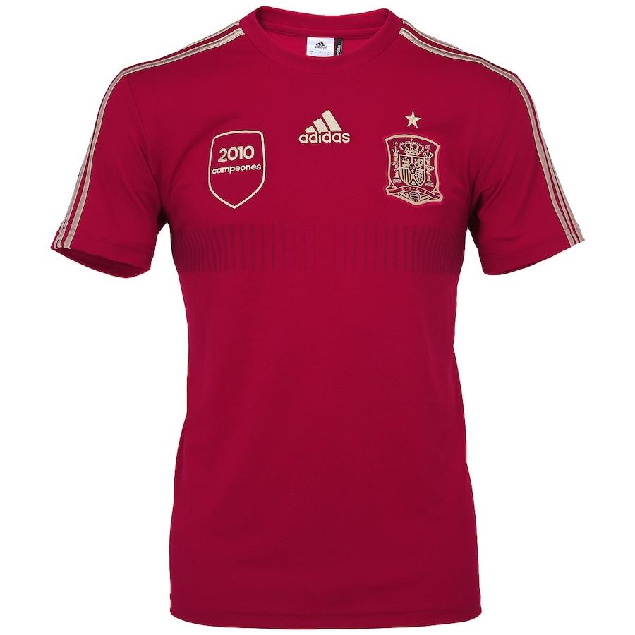 144d52ea58732 Camisa adidas Seleção Espanha I s n 2014 Torcedor Masculina