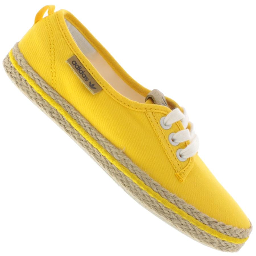c8933b3682 Tênis Adidas Honey Plimsole Espardril Feminino
