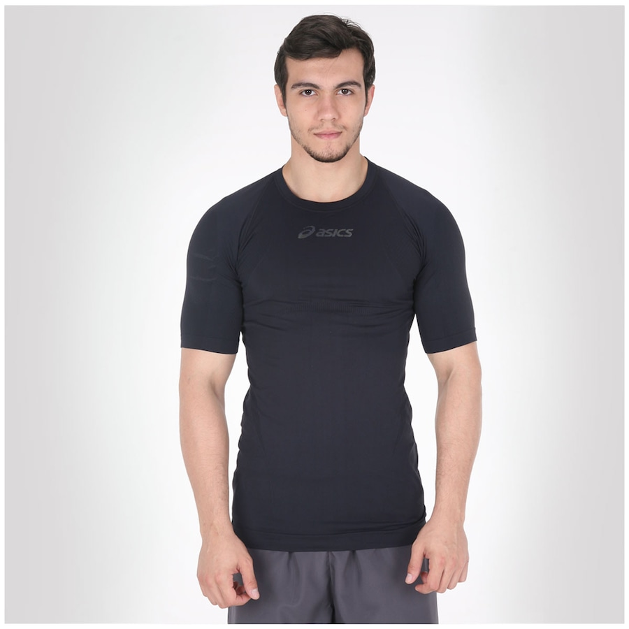Camiseta Asics Seamless Ss Masculina 77159ec1ff311