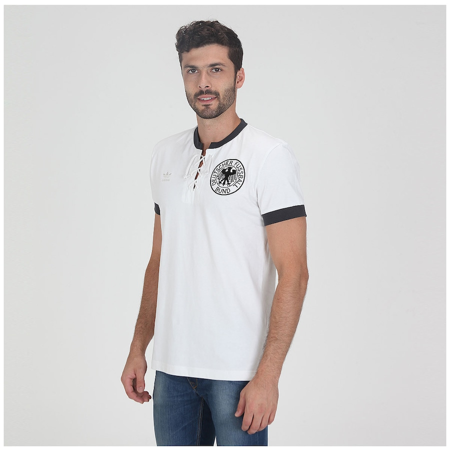 ... Camisa adidas Alemanha 1954 Retrô – Masculina ... 247fa82f2c5ff