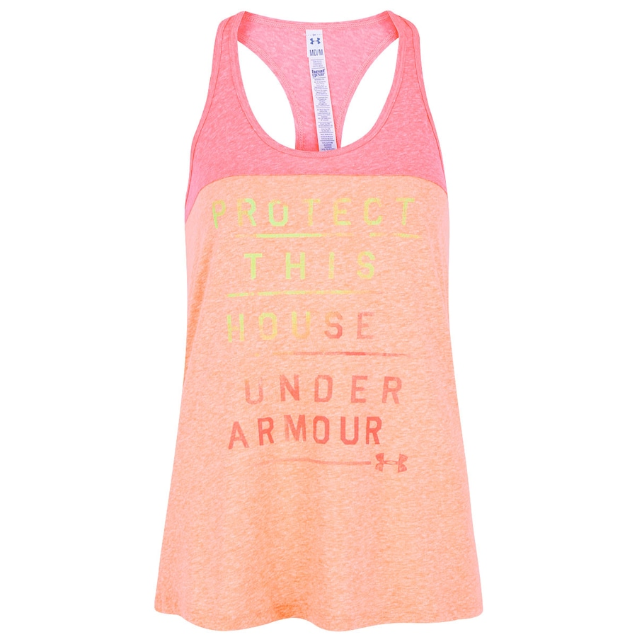 ec5280fb0 Camiseta Regata Under Armour CC Woodmark Feminina
