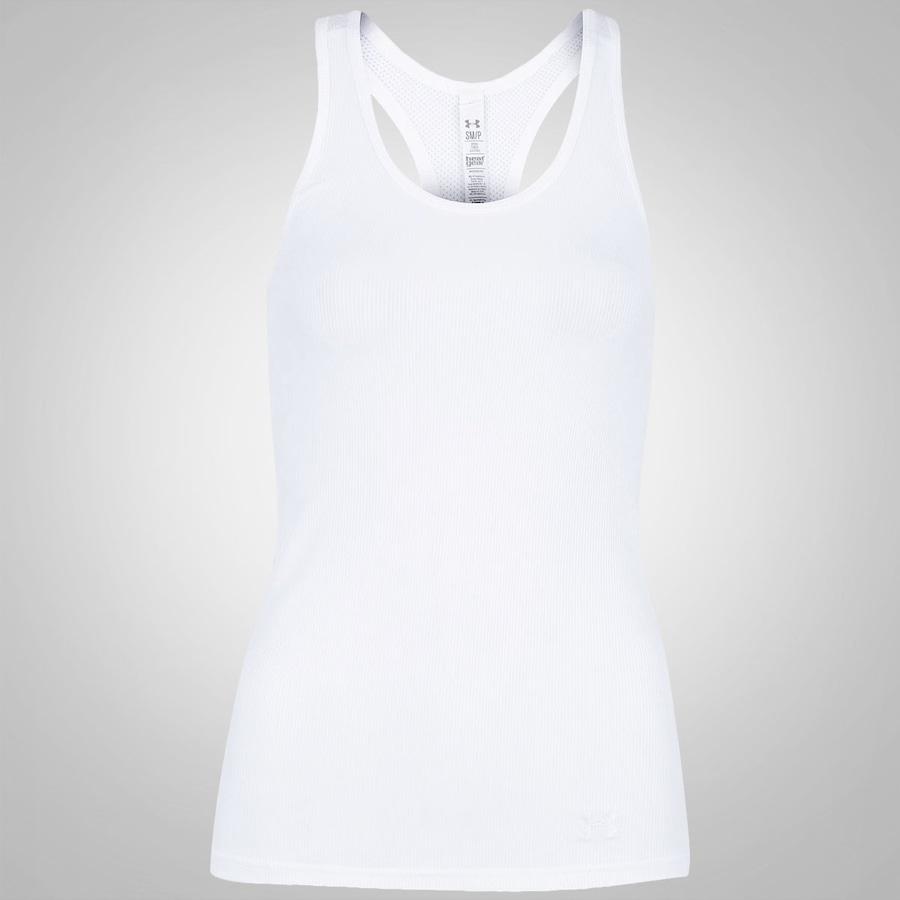 87e637f8fc2 Camiseta Regata Under Armour Victory Feminina