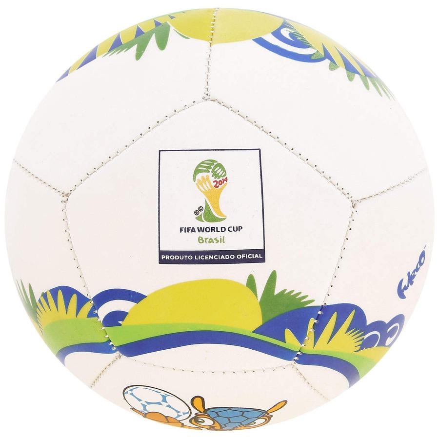 ... Minibola de Futebol de Campo Copa Fifa Fuleco L11 - Infantil ... 30d6094b5ac52