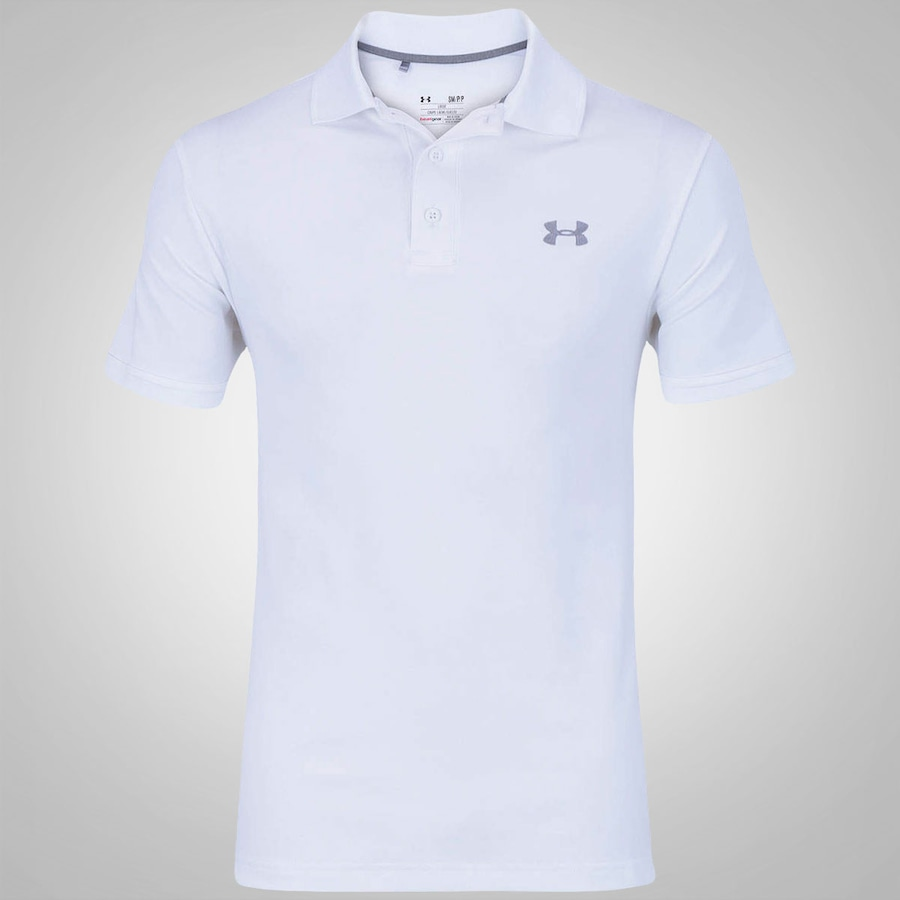 Camisa Polo Under Armour Performance - Masculina ...