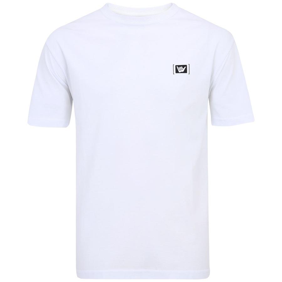 Camiseta Hang Loose Roots Estampa nas Costas - Masculina f3521a23fd