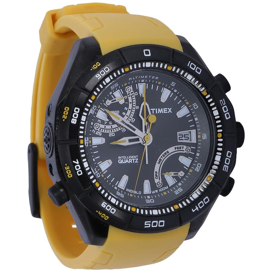 3fddb679491 Relógio Masculino Analógico Timex T2N730SU