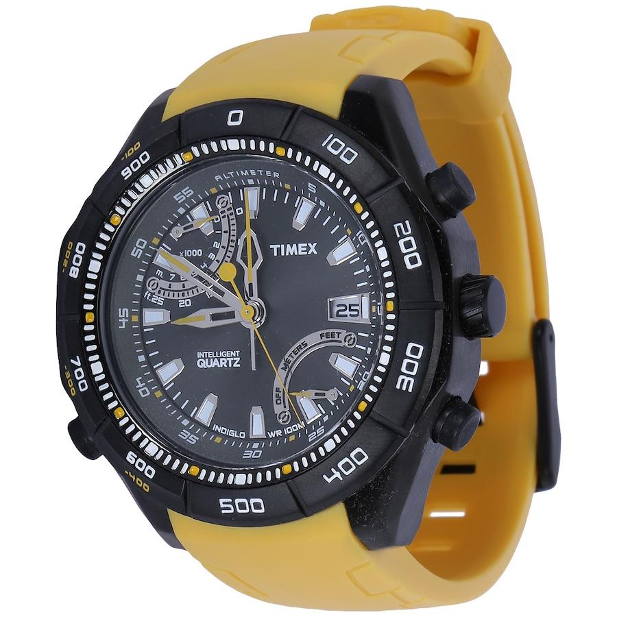9680fb3c0b3b7 Relógio Masculino Analógico Timex T2N730SU