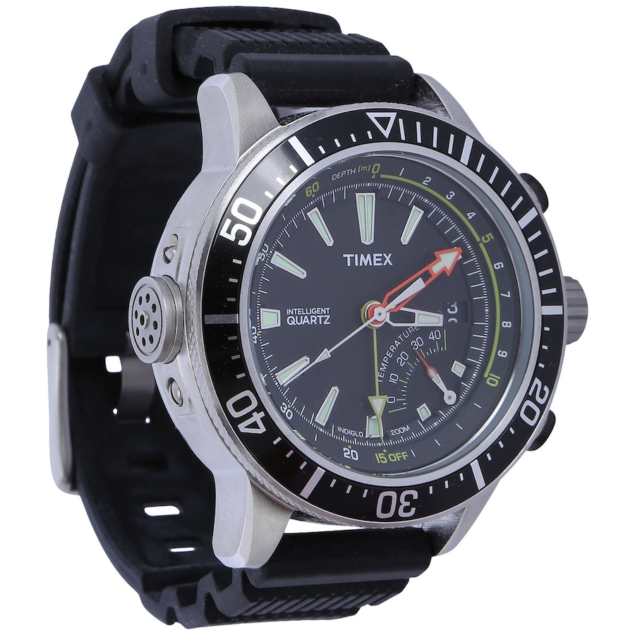 a805cb2b0b0 Relógio Masculino Analógico Timex T2N810PL
