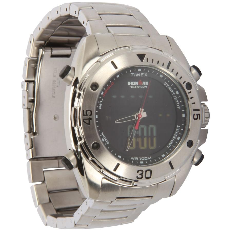 9f4bbb57709e8 Relógio Masculino Analógico Digital Timex T5K406WKL