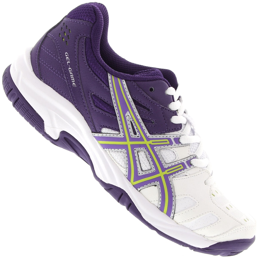 be5887b95 Tênis Asics Gel Game 4 Infantil