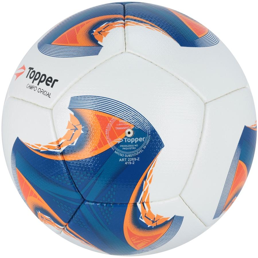 Bola de Futebol de Campo Topper V 12 c5de230117103