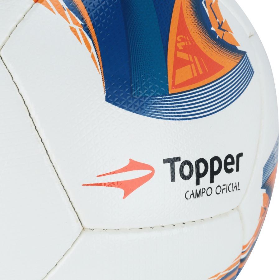 c645878326b1c Bola de Futebol de Campo Topper V 12