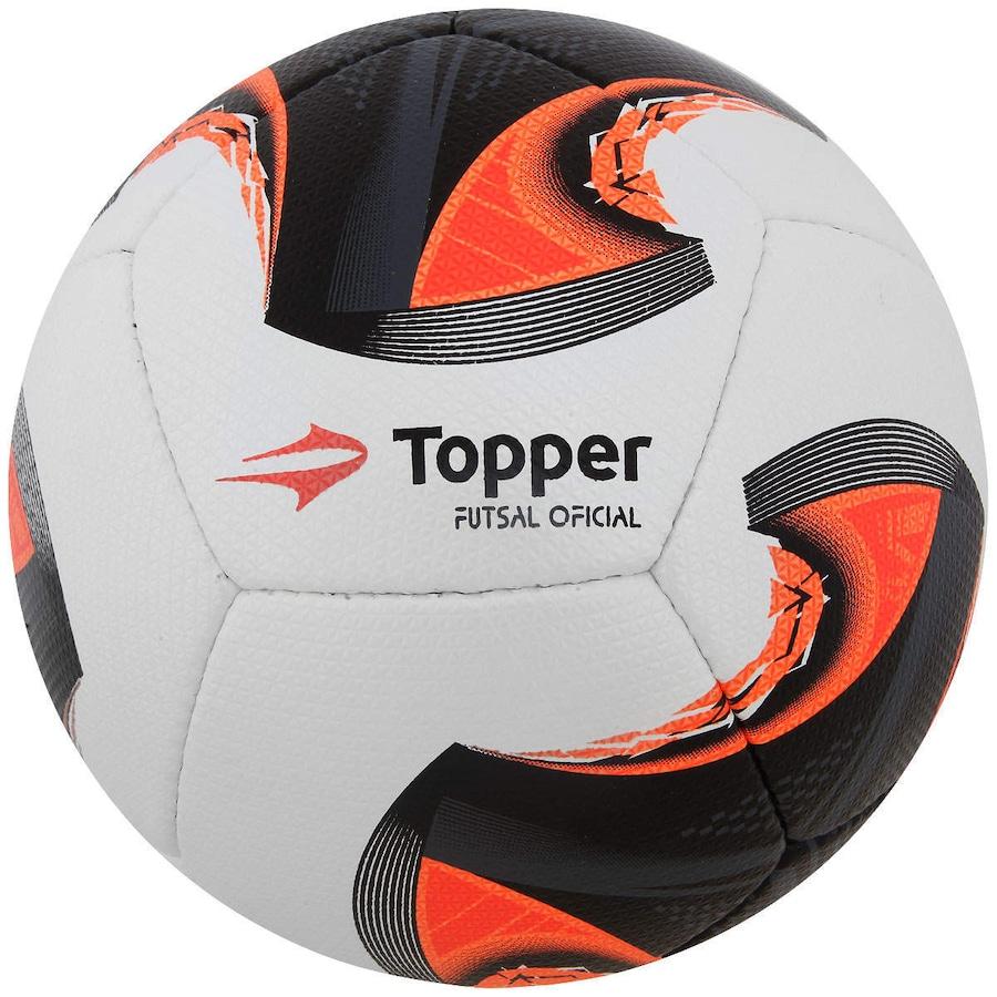Bola de Futsal Topper V 12 d4d9dc1594b5e