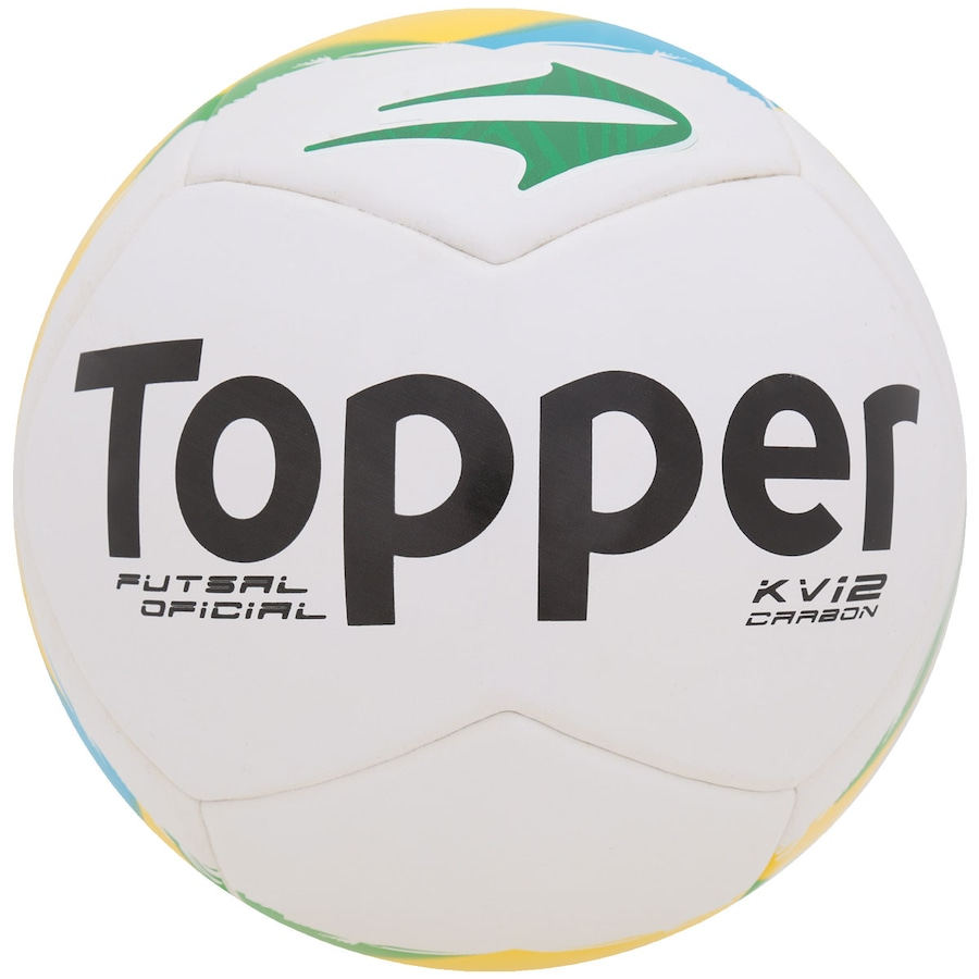 Bola de Futsal Topper KV Carbon League 14 4baa846403b7f