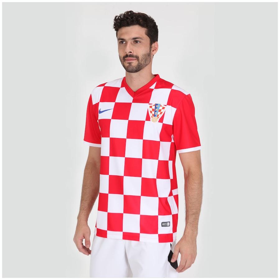 ce5b736baa Camisa Nike Seleção Croácia s n 2014 Torcedor