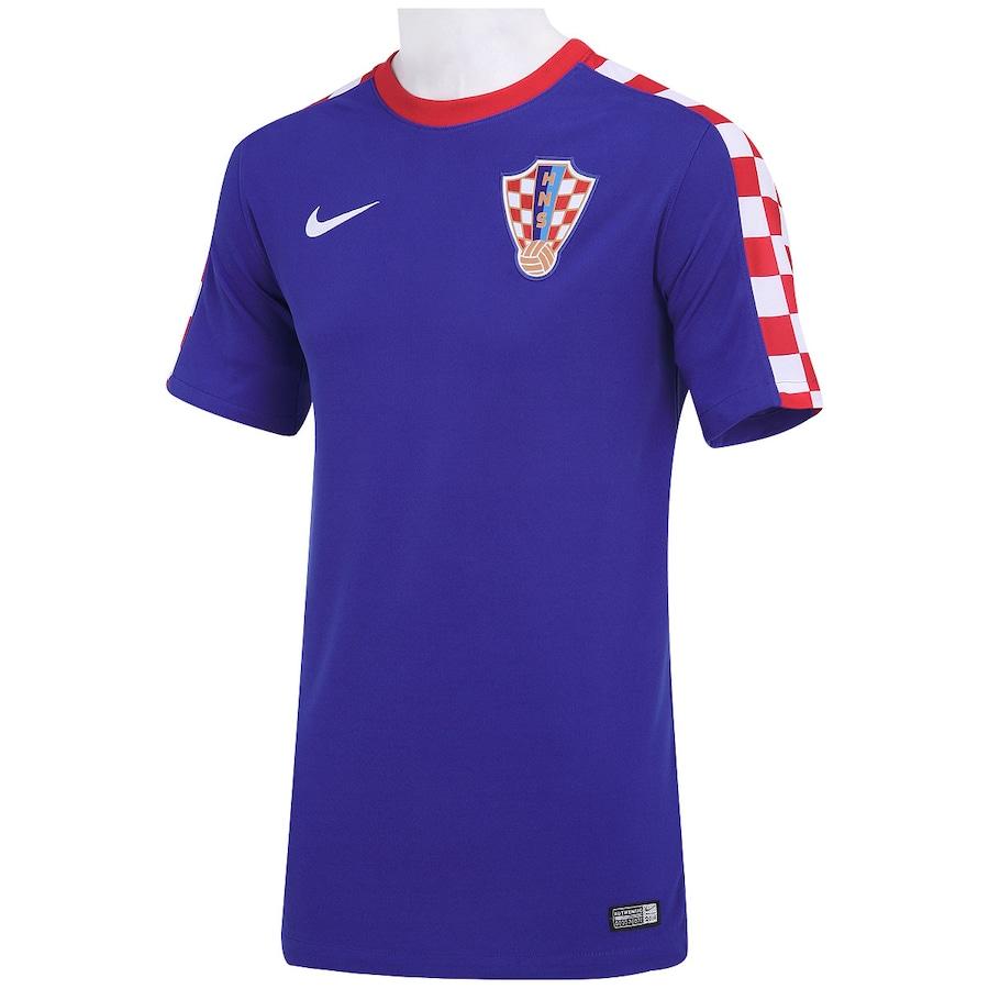 2a28c42911f07 Camisa Nike Seleção Croácia II s n 2014 - Torcedor