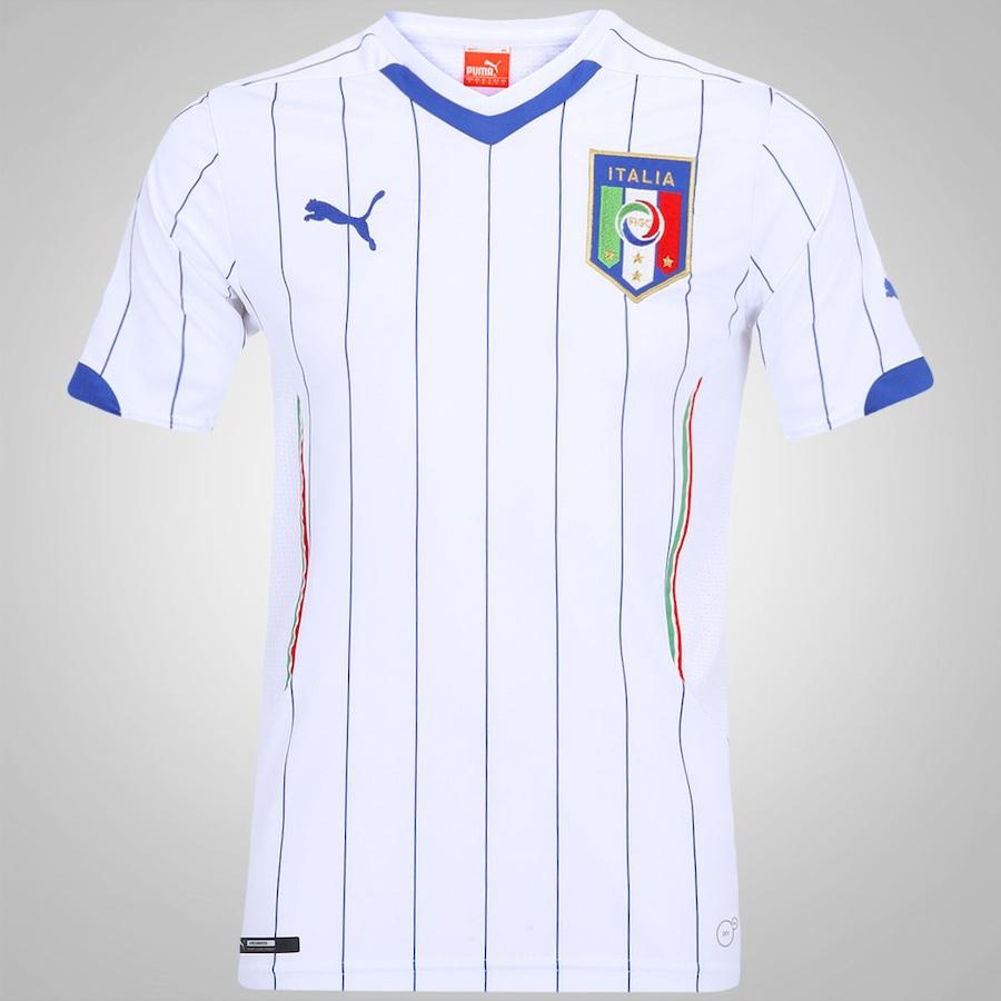 Camisa da Itália II 2014 Puma 302fc67e4a3b3