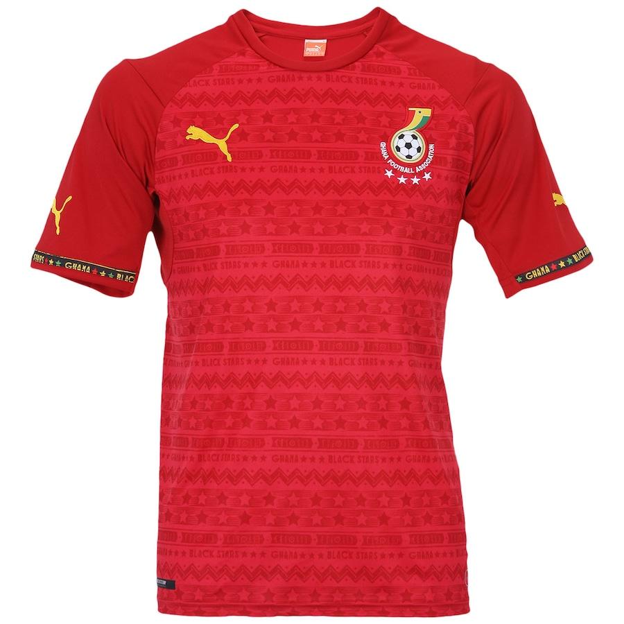 Camisa Puma Gana II 2014 118090326a9a7