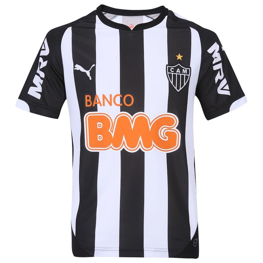 0b577d023f Camisa Puma Atlético Mineiro I 2014 s  nº