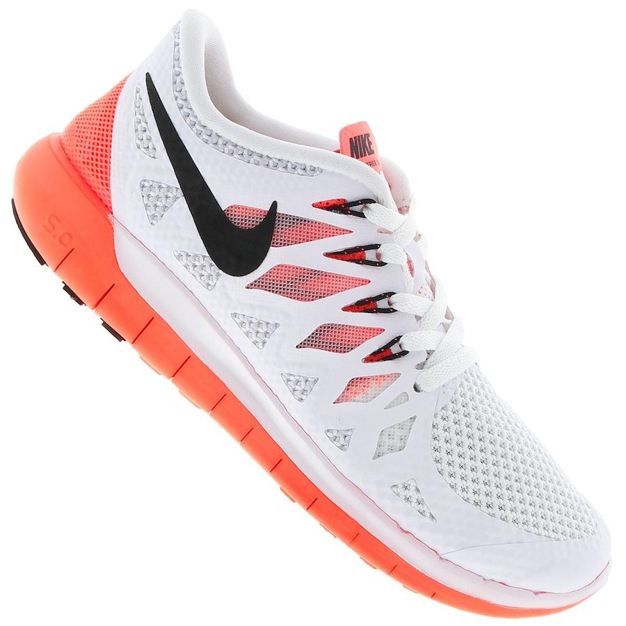 54d4118ae2c Tênis Nike Free 5.0 642199 - Feminino