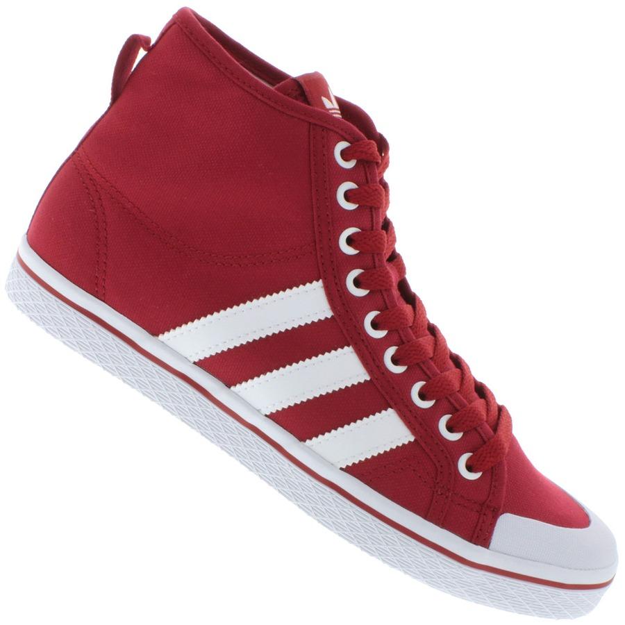 626590ad2d Tênis Adidas Honey Stripes Mid Feminino