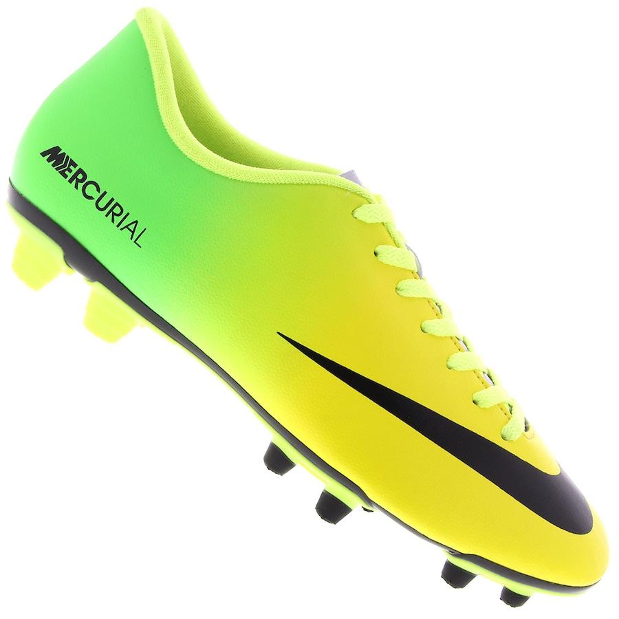 1e66d69bd4 Chuteira de Futebol de Campo Nike Mercurial Vortex FG
