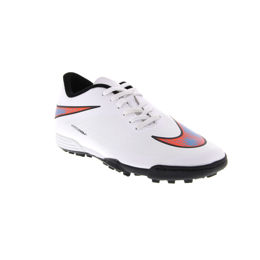 Chuteira Society Nike Hypervenom Phade TF Chuteira Society Nike Hypervenom  Phade TF ... 0158d6b117404