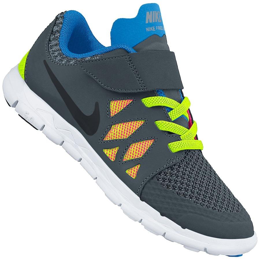7c210774e02 Tênis Nike Free 5.0 com Tira em Velcro - Infantil