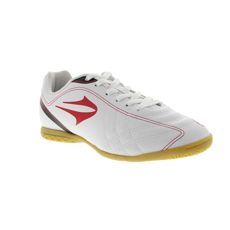 a7242a812e Chuteira Futsal Topper Titanium IV - Adulto