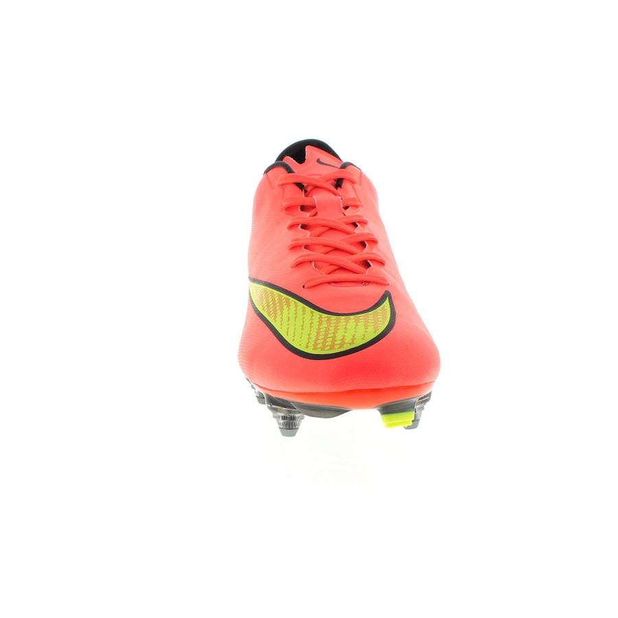 Chuteira de Campo Nike Mercurial Veloce II Sg-Pró 5f842a6a1babe