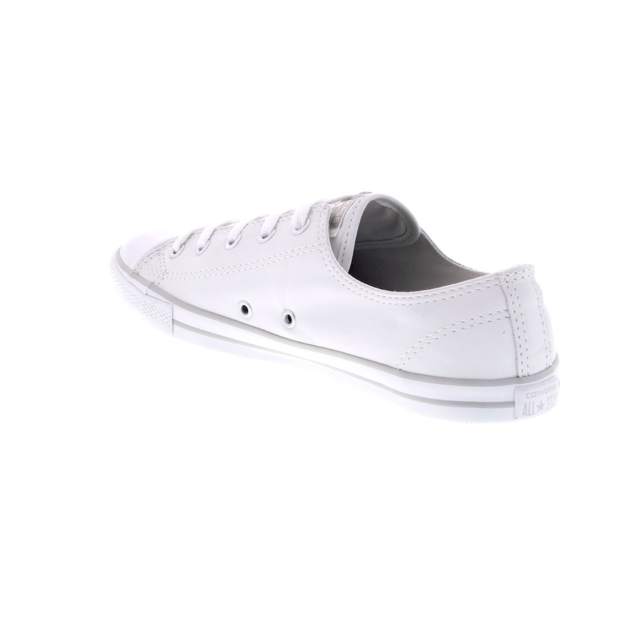 ... Tênis Converse All Star Ct As Dainty Leather Ox - Feminino ... cacec19e0c19a