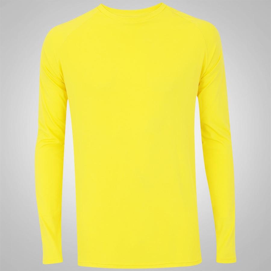 Camiseta Manga Longa com Proteção Solar UV50 Oxer Custom - Masculina 76f62e1b7fc99