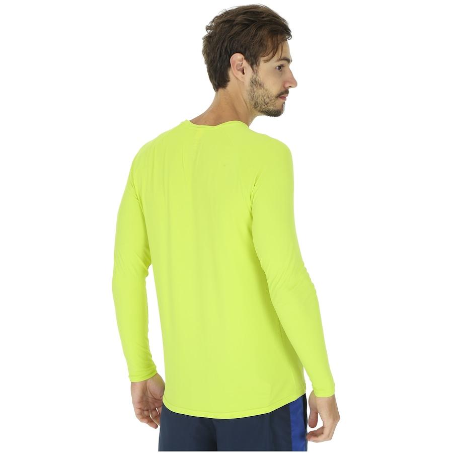 41c62c220c Camiseta Manga Longa com Proteção Solar UV50 Oxer Custom - Masculina