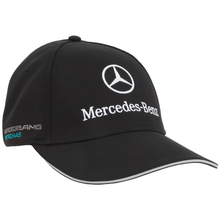 0315091429ca0 Boné Puma Mercedes AMG Petronas Team
